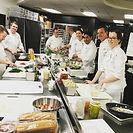 Ocean Prime kitchen personel