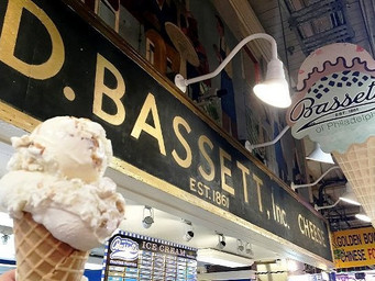 Cool Off At The Philly Ice Cream Scoop Festival At The Reading Terminal Market