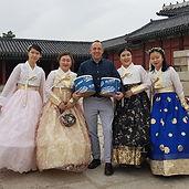 Michael Strange in South Korea