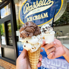 Don't Miss Your Chance to Enjoy Bassetts Ice Cream for a Year!