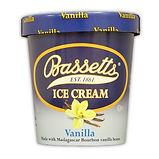 Bassetts ice cream pint