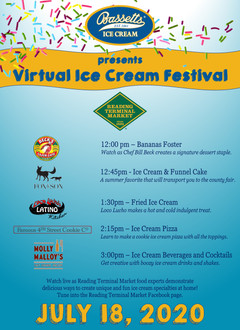 Bassetts Ice Cream presents Virtual Ice Cream Festival!