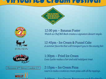 Bassetts Ice Cream presents Virtual Ice Cream Festival!