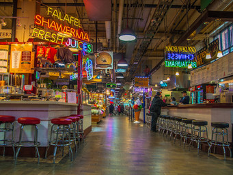Where to Eat in Philadelphia's Reading Terminal Market