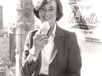 Ann Bassett, 86, fourth-generation leader of Bassetts Ice Cream who pushed for expansion