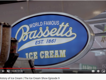 The Cool History of Ice Cream...