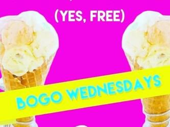 Buy One, Get One FREE at Cravings in Vero Beach, FL.