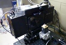 ラウエカメラ Laue X-ray Imaging System (Photonic Science)