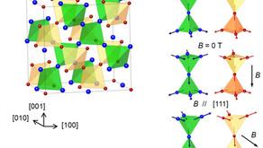 磁場で絶縁性を持つ磁石を金属に ~金属−絶縁体転移を利用した次世代メモリやセンサーへの応用に期待~[1]