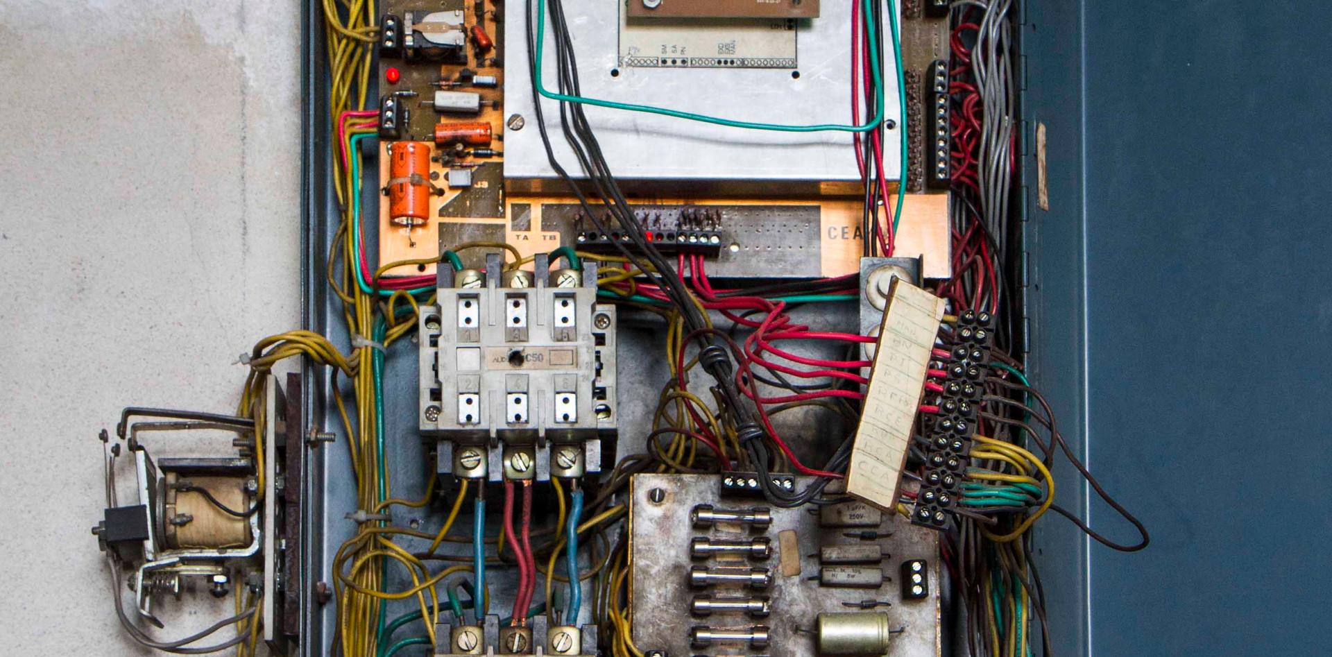 Modernizaciones Máquina Antes