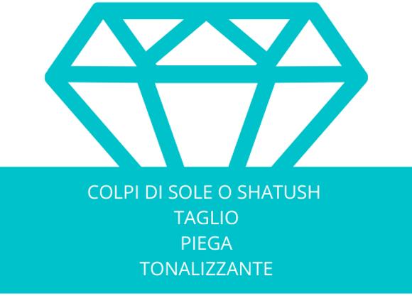 PACCHETTO COLPI DI SOLE O SHATUSH