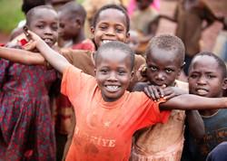 RAW-AFRICAN CHILDREN