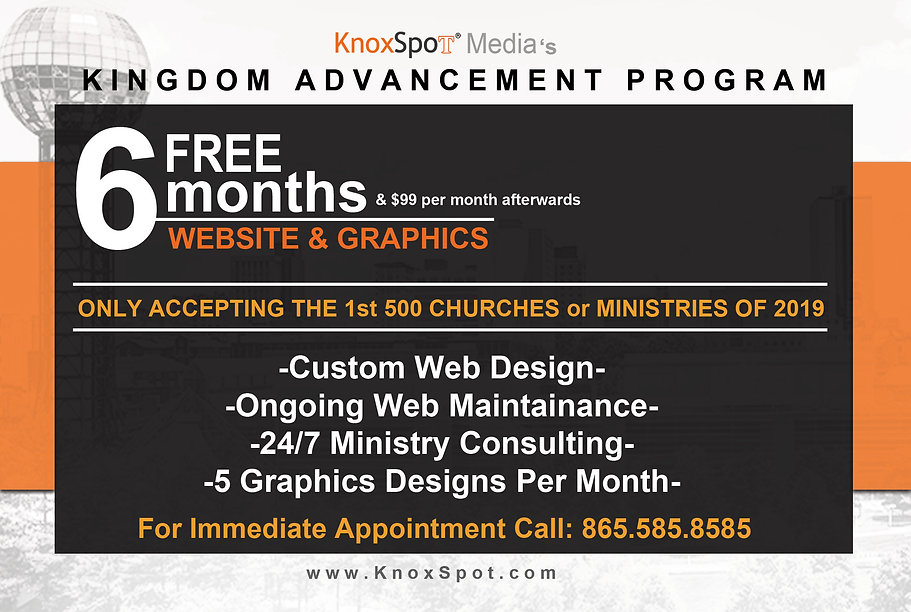 KNOXSPOT-Kingdom Advancement   Promo.jpg