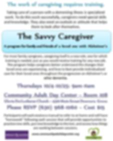 Savvy Caregiver flyer.png
