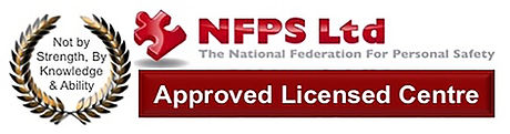 NFPS logo for approved licenced centre Luton and Bedfordshire