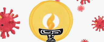 AUUF vs COVID logo - Sid McCausland (1).