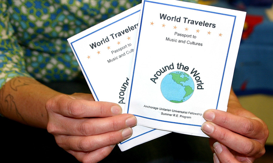 Summer RE World Traveler program