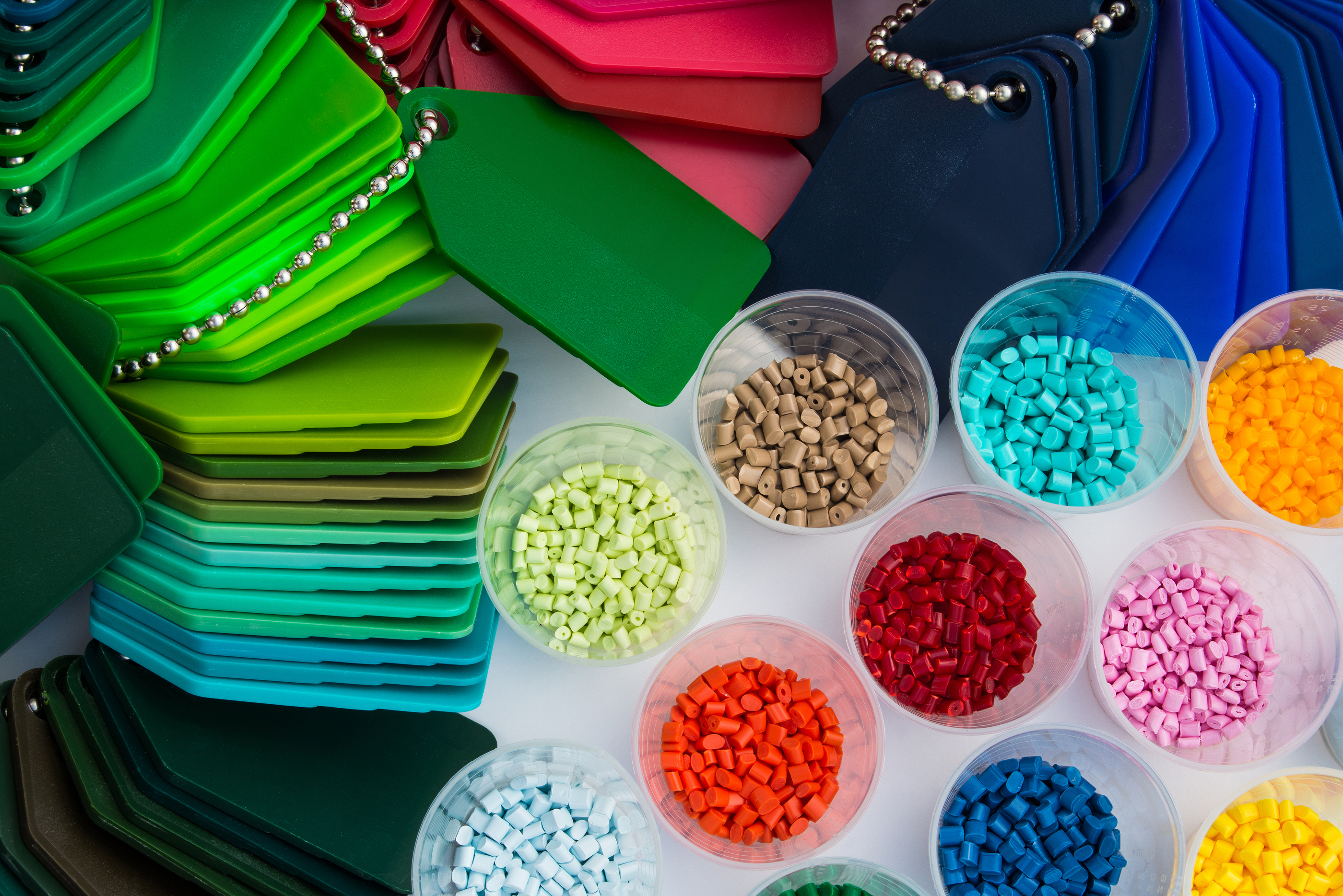 Kunststoff- und Gummiindustrie