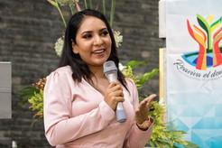 Lic. Érika Arvizu, Directora de la Preparatoria