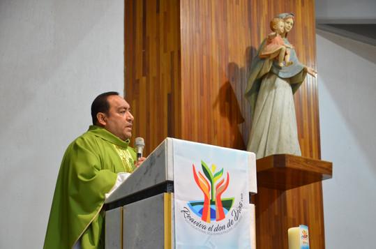 P. Luis Enrique Vázquez