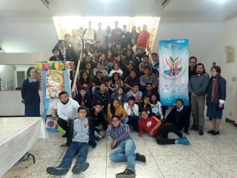 Participantes al Encuentro.