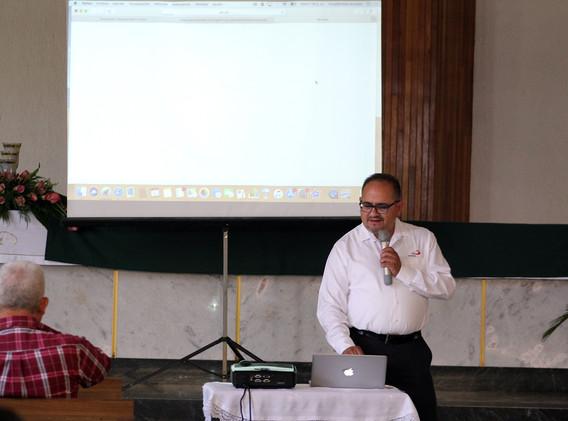 Presentación de la página institucional www.paulinos.org
