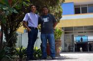 Hno. Ángel Arias y Uriel
