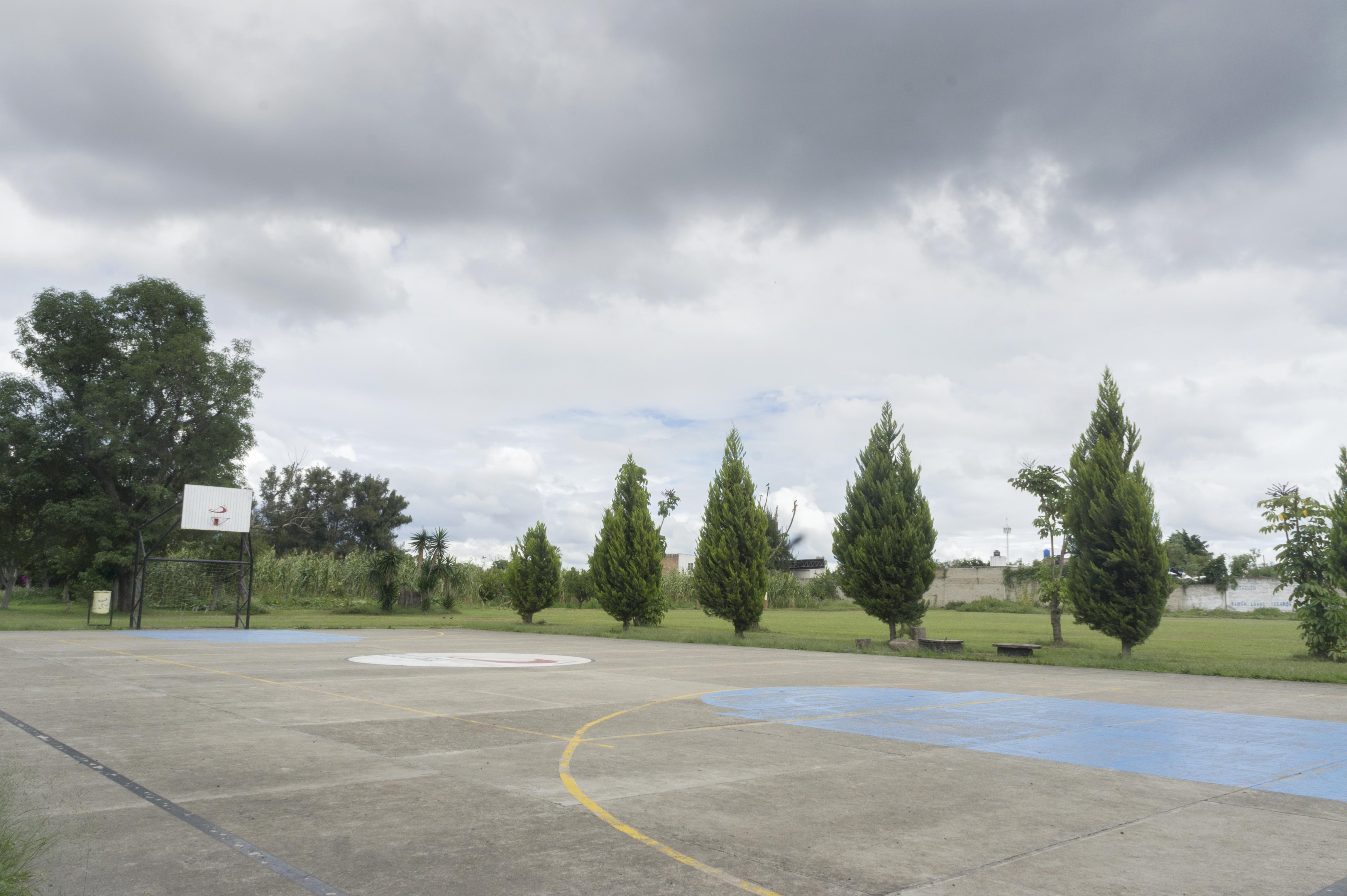 Cancha de basketbol