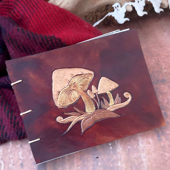 Small Mushroom Journal