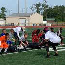 Youth Football Randall Foundation