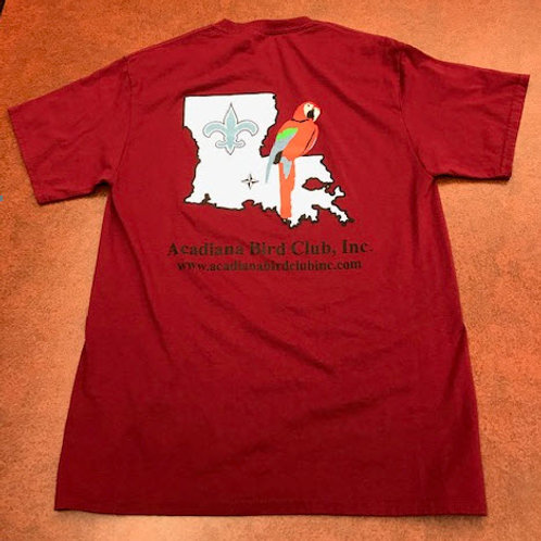 Acadiana Bird Club T-Shirt
