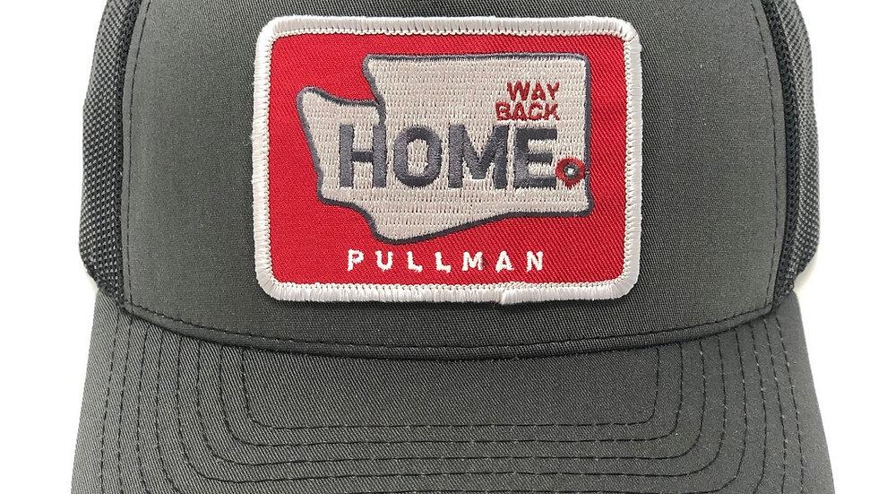 Home, Pullman - Gray/Charcoal