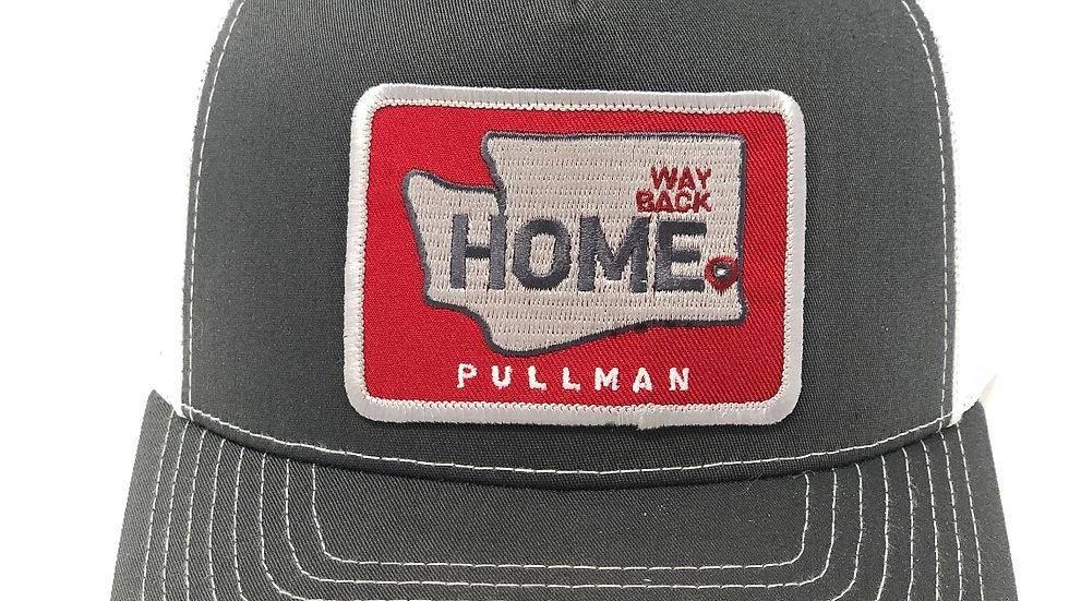Home, Pullman - Gray/White
