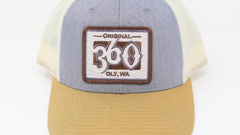 360 Monochromatic on Gold/Ash/Birch - Low