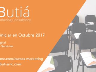 Curso de Marketing Digital - Próximo comienzo 23 de octubre