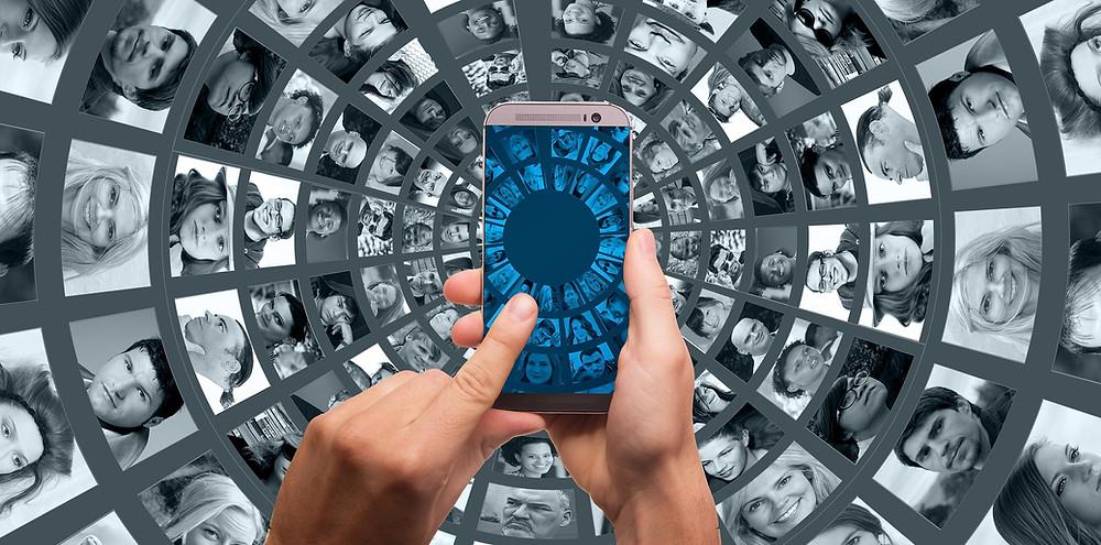 marketing digital, redes sociales