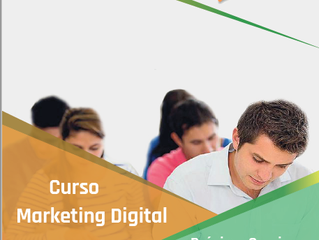 Curso de Marketing Digital - Próximo comienzo 28 de agosto