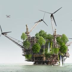 Il nord Adriatico zona ideale per i parchi eolici offshore