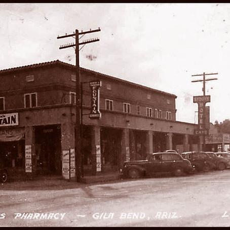 Stout's Hotel - Gila Bend