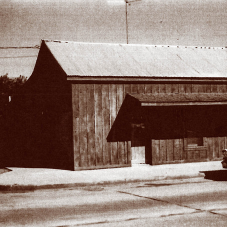 Florence, Arizona: The Cuen House, a.k.a. the McFarland & Fulbright Law Office