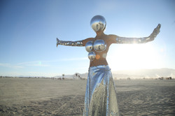 #TakeASelfieOnMe - Burning Man