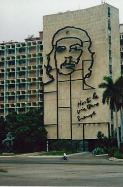 che-guvara memorial