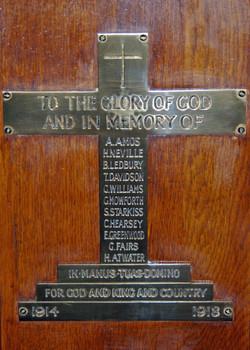 St John's cross