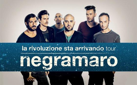 """La rivoluzione è arrivata negli store. Da oggi il nuovo album dei Negramaro """"LRSA""""."""