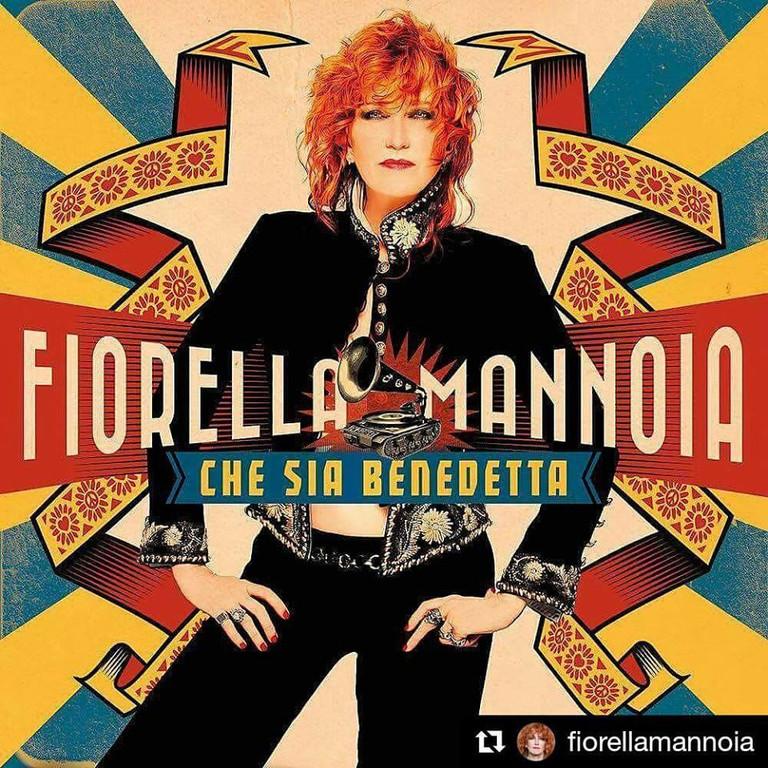 #Sanremo2017: Fiorella Mannoia in conferenza stampa