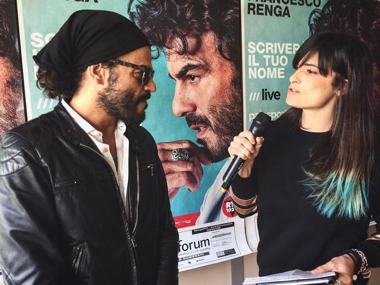 Intervista a Francesco Renga: il 28 aprile fuori Scriverò il tuo nome live edition