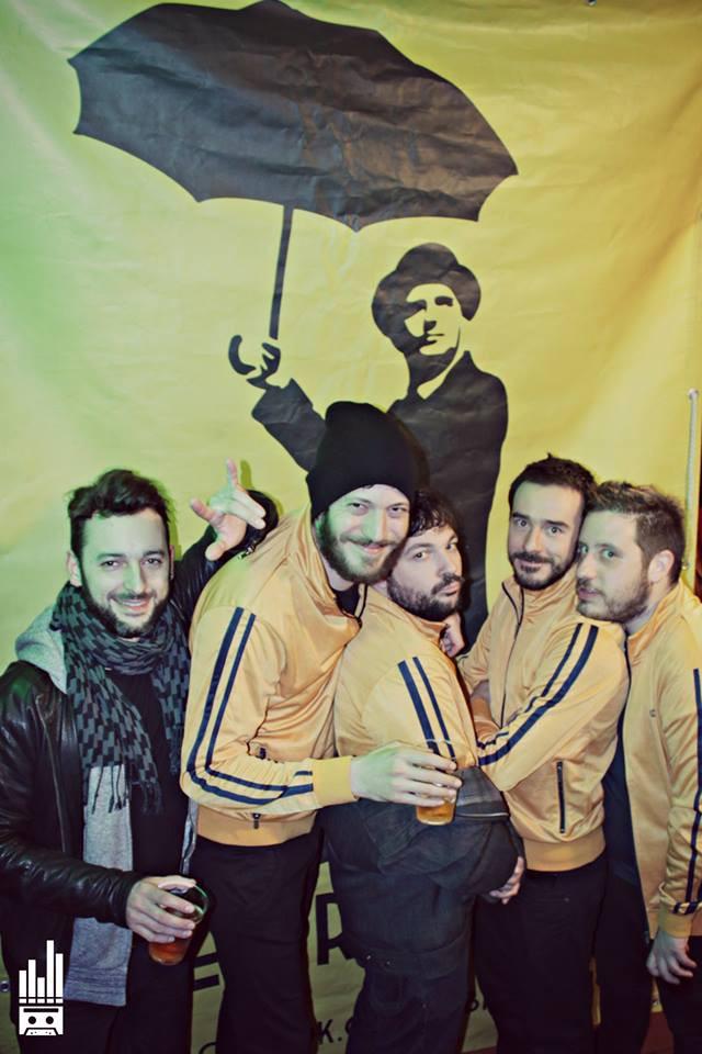 Un circo di tute gialle invade gli store, Donsusai è il lavoro dei Fabrizio Frigo & Freezers