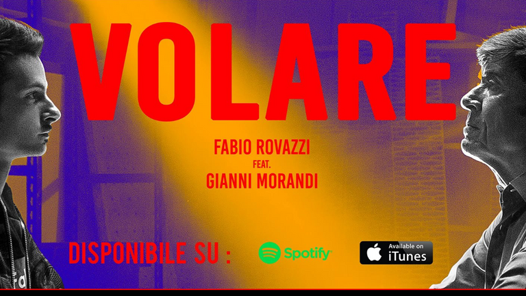 Rovazziprende il volo con Gianni Morandi: esce il video di Volare