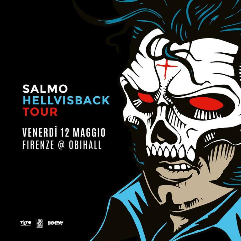 SALMO #hellvisbacktour