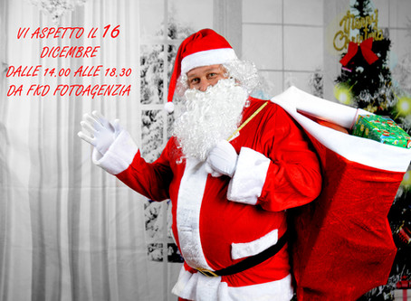 Babbo Natale da FKD